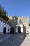 Obidus, Portugalia Obrazy Stock