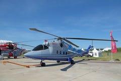 Obiecujący szybkościowy helikopter Fotografia Royalty Free