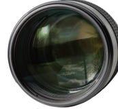 Obiektyw fotografia stock
