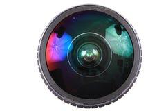 Obiektyw fotografii kamera & x28; objective& x29; Zdjęcie Royalty Free