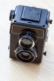 Obiektyw kamera Zdjęcia Royalty Free