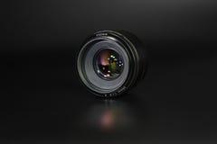 Obiektyw 50mm/1 8 fotografia stock