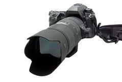 obiektywu zoom Fotografia Stock