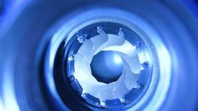 Obiektywy apertura fotograficzny obiektyw otwierają i zamykają zbiory wideo
