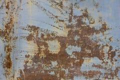 Obieranie betonowa ściana obraz stock