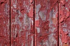 Obieranie stajni drewno Fotografia Stock