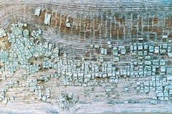 Obieranie tekstury farba na starym wietrzejącym tekstury drewnie - tekstury tło, tekstury stare drewniane deski powierzchnia Obraz Stock