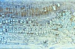 Obieranie tekstury farba na starym wietrzejącym tekstury drewnie - tekstury tło, tekstury stare drewniane deski powierzchnia Zdjęcie Stock