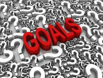 Obiettivi Immagine Stock Libera da Diritti