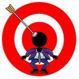 Obiettivo royalty illustrazione gratis