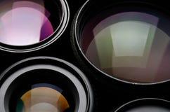 Obiettivo Fotografie Stock Libere da Diritti