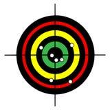 Obiettivo illustrazione vettoriale