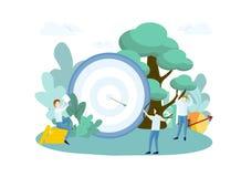 Obiettivo con una freccia royalty illustrazione gratis