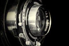 Obiettivo d'annata Fotografie Stock