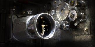 Obiettivo del proiettore del Img 6051 Fotografia Stock