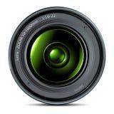 Obiettivo della foto Fotografia Stock Libera da Diritti