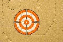 Obiettivo della fucilazione per la fucilazione del primo piano immagine stock libera da diritti