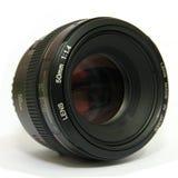 Obiettivo della macchina fotografica 50mm Immagine Stock