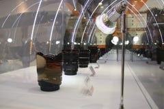 Obiettivo di Canon Immagini Stock Libere da Diritti