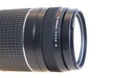 Obiettivo di macchina fotografica isolato. Immagine Stock Libera da Diritti