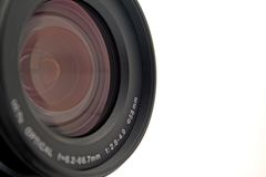 Obiettivo di una macchina fotografica digitale Fotografia Stock Libera da Diritti