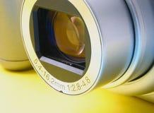 Obiettivo di zoom Fotografia Stock