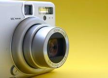 Obiettivo di zoom 3x Fotografia Stock