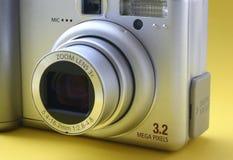 Obiettivo di zoom 3x Fotografie Stock Libere da Diritti