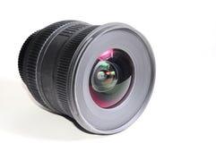 Obiettivo grandangolare Fotografia Stock