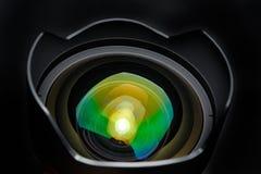 Obiettivo professionale della foto Fotografia Stock Libera da Diritti