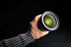 Obiettivo professionale della foto Immagine Stock Libera da Diritti