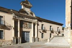 Obispado de Zamora. Historic building of the city of Zamora (Spain Royalty Free Stock Image