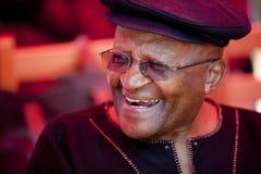 Obispo Tutu Foto de archivo libre de regalías