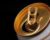 objętość piwa otwartego Fotografia Stock