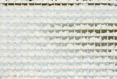 objętych płotu śnieg Fotografia Stock