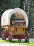 objętych wóz zdjęcie stock