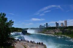 objętych Niagara Obrazy Stock