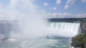 obj?tych Niagara zdjęcia royalty free