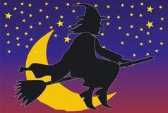 Objawienie Pańskie komesi nocą ilustracji