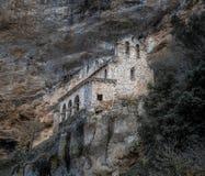 Objeżdżać prowincję Burgos, Spain! zdjęcie royalty free