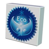 Objec ecological theme, 2d Stock Images