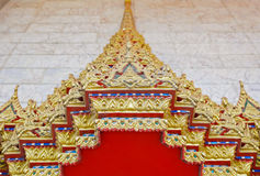 Object d'art in Wat Thai Stock Image