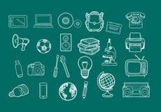 Object stock illustration