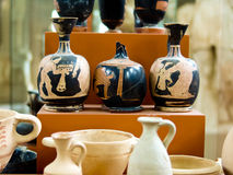 Object in the museum in Greece Stock Images