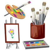 Object for paint Royalty Free Stock Image
