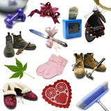 Object Sampler Stock Photography