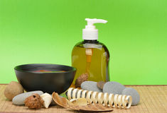 Object for the spa Royalty Free Stock Photo