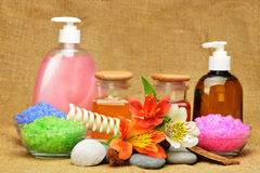 Object for the spa Royalty Free Stock Images
