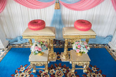 Object in thai wedding ceremony Royalty Free Stock Photos