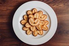 Objecte le biscuit de photo la photographie de détails Photographie stock